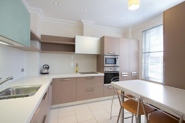 Thumbnail Flat to rent in Wycombe Square, Kensington, London