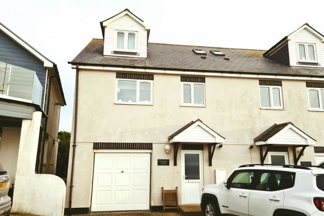 4 bed semi-detached house to rent in Watergate Road, Newquay TR7