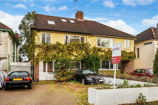Semi-detached house for sale in Walton Road, West Molesey, Surrey