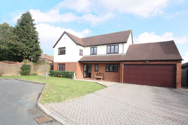 Thumbnail Detached house for sale in Hither Green Lane, Abbey Park, Redditch