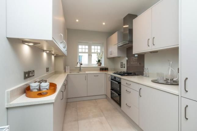 Thumbnail Detached house for sale in Bounty Road, Basingstoke, Hampshire