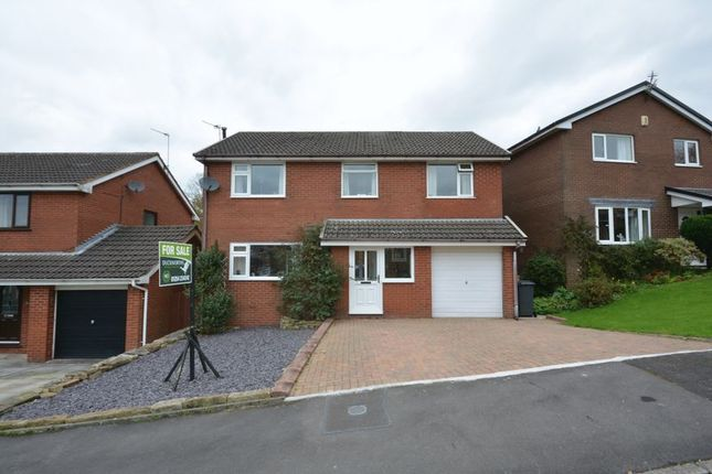 Thumbnail Detached house for sale in Aysgarth Drive, Accrington