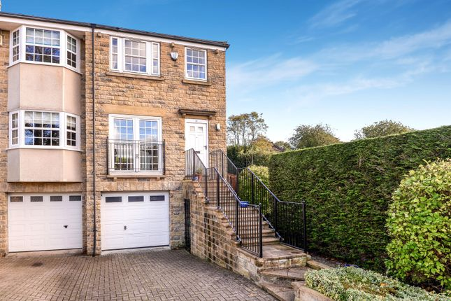 Thumbnail End terrace house for sale in Barcroft Grove, Yeadon, Leeds