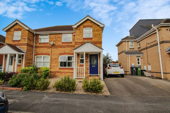 Thumbnail Semi-detached house to rent in Goodwood Grove, York, North Yorkshire