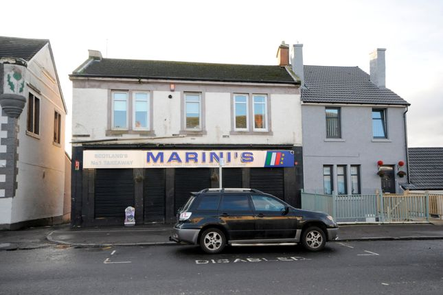 Front of Main Street, Baillieston, Glasgow G69