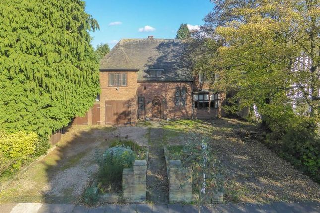 Thumbnail Detached house for sale in Fitz Roy Avenue, Harborne, Birmingham