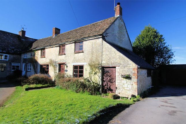 Thumbnail Cottage for sale in The Barton, Hawkesbury Upton, Badminton, South Gloucestershire