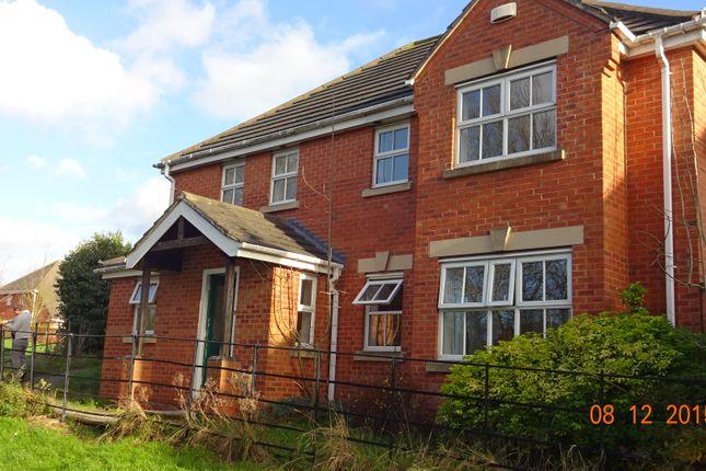 Thumbnail Detached house for sale in Stonecrop Rd LE51Qx,