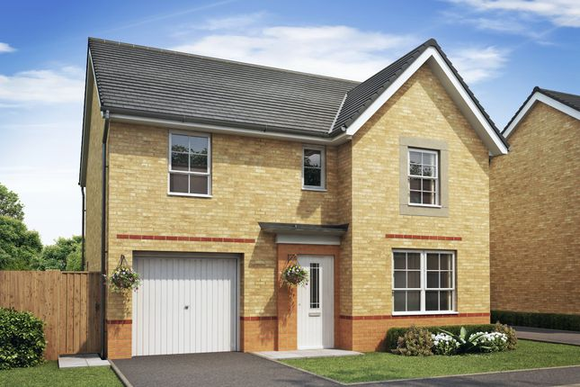 """Thumbnail Detached house for sale in """"Ripon"""" at Lowfield Road, Anlaby, Hull"""