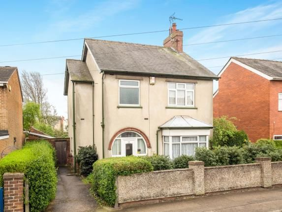 Thumbnail Detached house for sale in Southwell Lane, Kirkby-In-Ashfield, Nottingham, Nottinghamshire