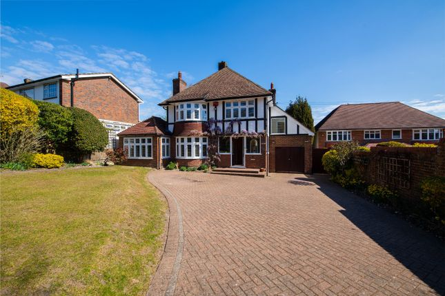 4 bed detached house for sale in Yew Tree Bottom Road, Epsom KT17