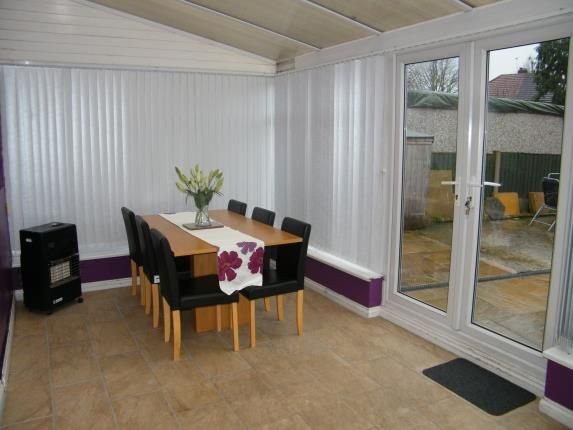 Conservatory of Selworthy Drive, Crewe, Cheshire CW1