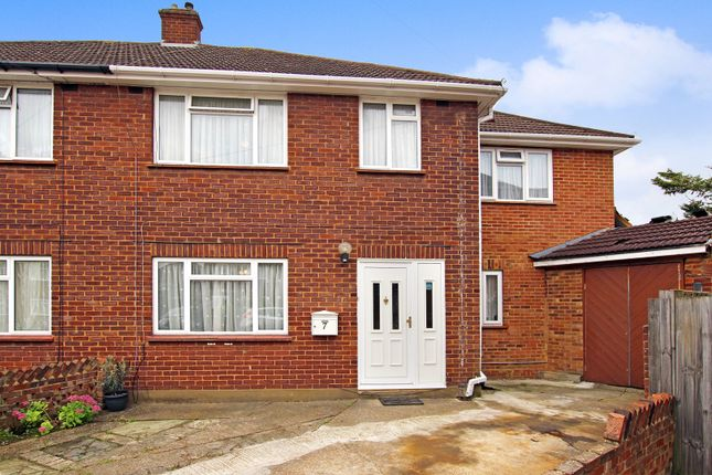 Thumbnail Semi-detached house for sale in Haystall Close, Hayes