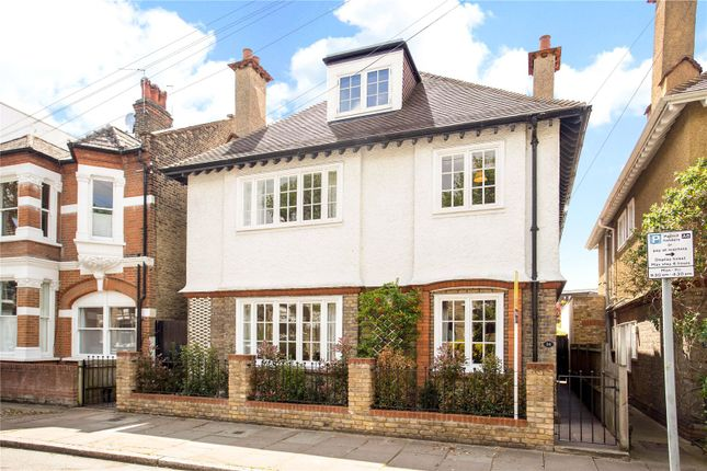 Thumbnail Detached house for sale in Amerland Road, Putney, London