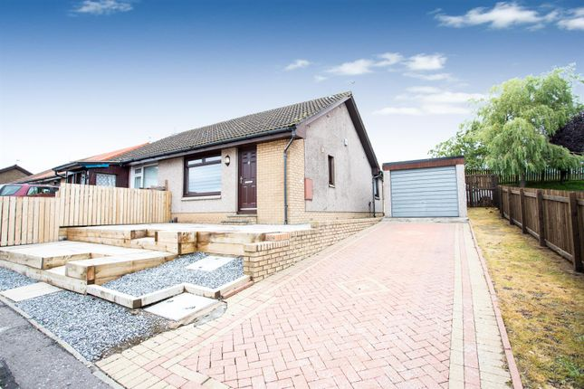 Thumbnail Bungalow for sale in Traquair Gardens, Broughty Ferry, Dundee