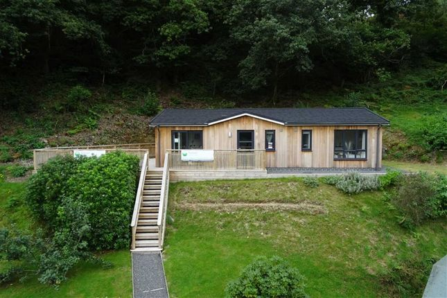 Thumbnail Detached bungalow for sale in 2, Aberdovey Lodge Park, Aberdovey, Gwynedd