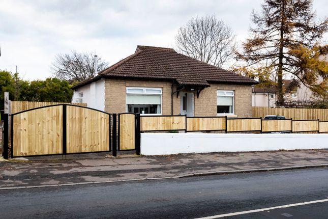 Thumbnail Detached bungalow for sale in Drumchapel Road, Drumchapel, Glasgow