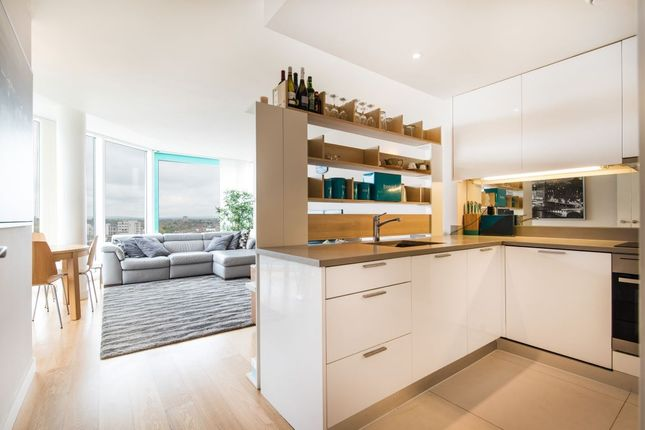 Thumbnail Flat to rent in Cardinal Building, Hayes, Middlesex