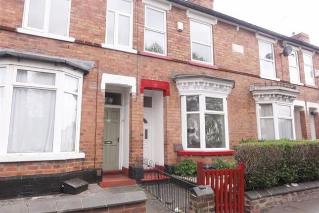Thumbnail Terraced house to rent in Hordern Road, Wolverhampton