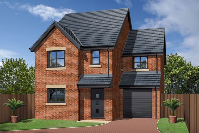 Thumbnail Detached house for sale in Plot 2, Towngate, Mapplewell, Barnsley