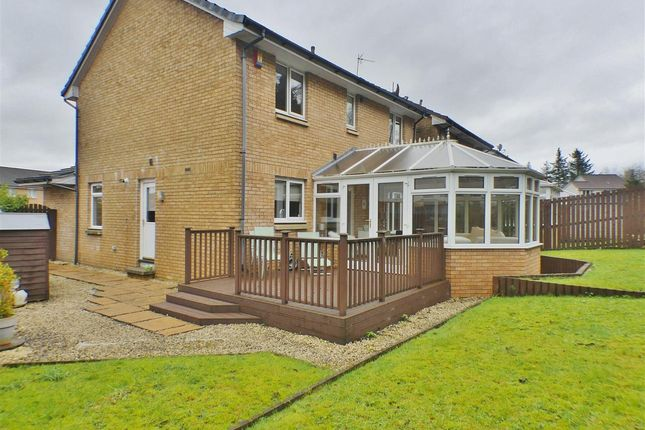 5 bed detached house for sale in Paxton Crescent, Mavor Park Gardens, East Kilbride