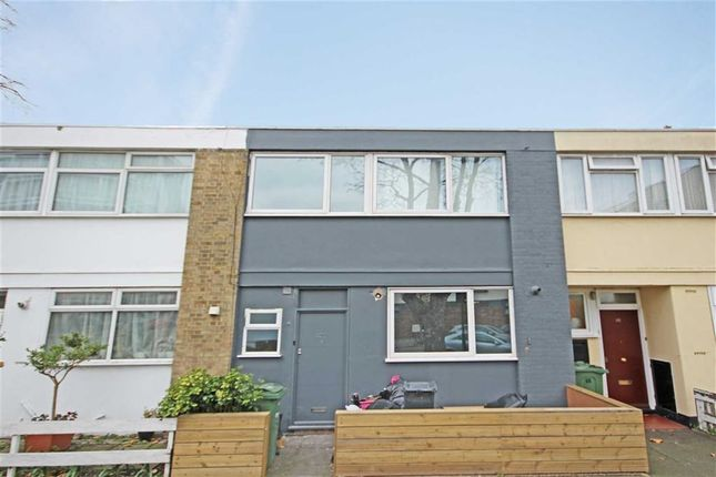 Thumbnail Terraced house to rent in Angell Road, London
