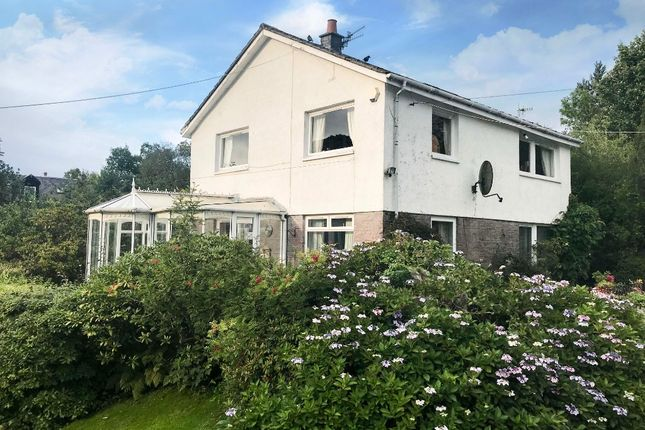 Thumbnail Detached house for sale in Hillhead, Whistlefield, Garelochhead, Argyll & Bute