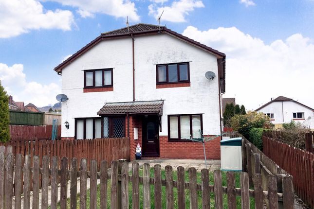 1 bed property to rent in St. Teilos Close, Pontllanfraith, Blackwood NP12