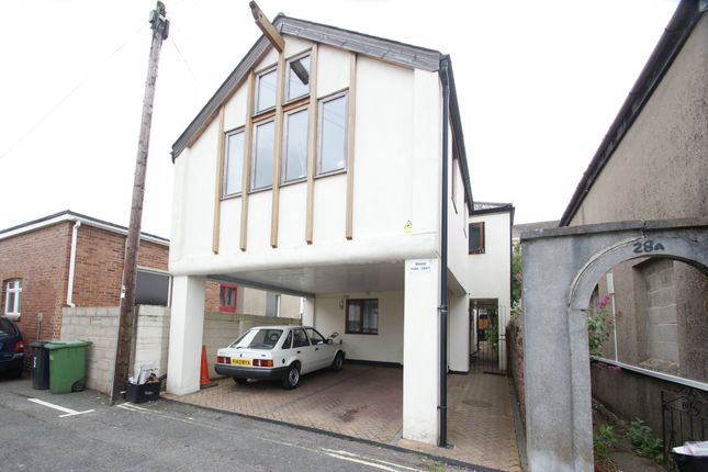 Thumbnail Semi-detached house for sale in Winner Street, Paignton