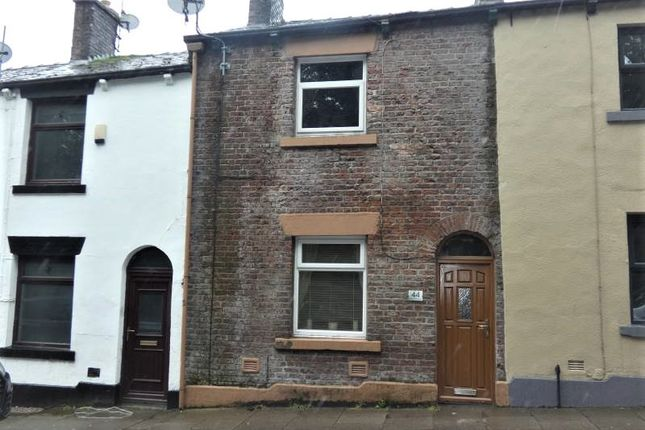 Thumbnail Terraced house to rent in Bank Street, Bury
