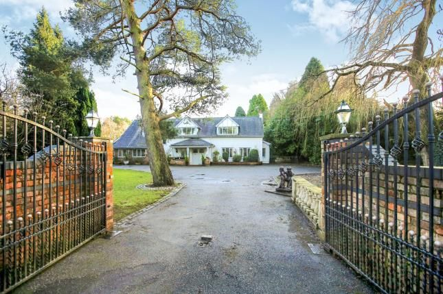 Thumbnail Detached house for sale in Newgate, Wilmslow, Cheshire, .