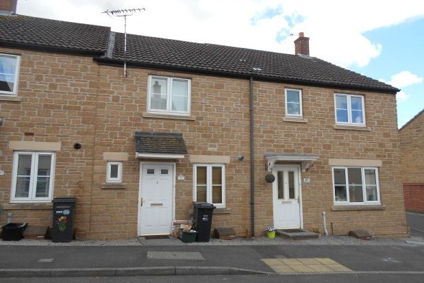 Thumbnail Terraced house to rent in Bell Chase, Yeovil