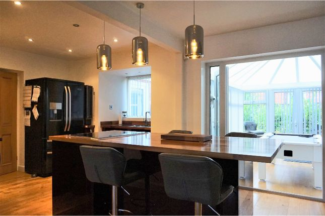 Thumbnail Link-detached house for sale in Heather Close, Helmshore