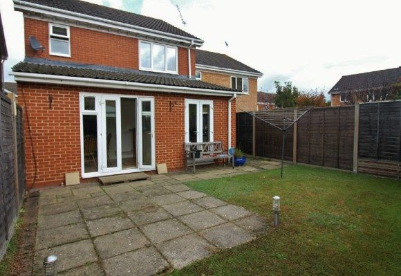 Thumbnail Detached house to rent in Lime Tree Drive, Purdis Farm Development, Ipswich