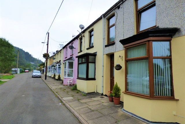 Thumbnail Terraced house for sale in Station Row, Lluest, Pontyrhyl, Bridgend