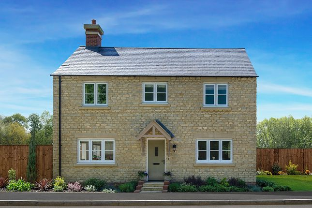 """3 bed detached house for sale in """"Cypress"""" at Burcote Road, Towcester NN12"""