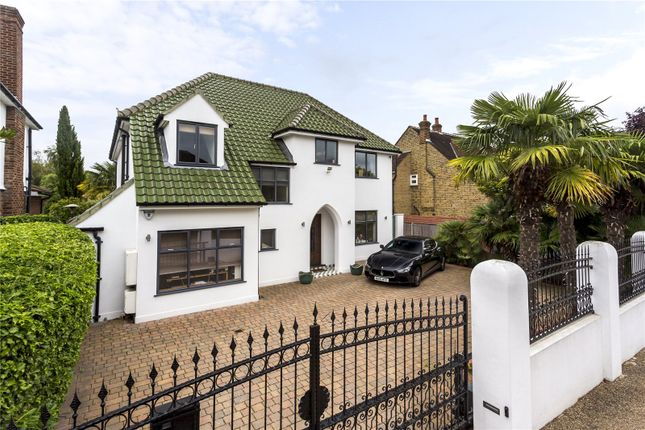 Thumbnail Detached house to rent in Orchard Rise, Coombe, Kingston Upon Thames