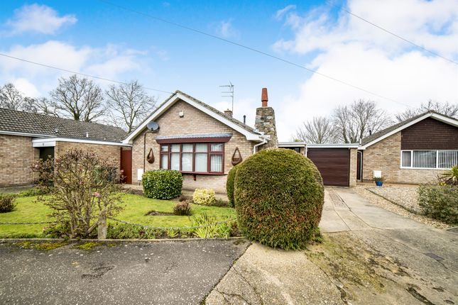 Thumbnail Detached bungalow for sale in Yare Road, Belton, Great Yarmouth