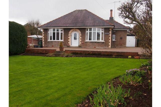 Thumbnail Detached bungalow for sale in Broadlands Drive, Bolton Le Sands, Lancaster