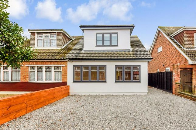 Thumbnail Semi-detached house for sale in Second Avenue, Billericay, Essex