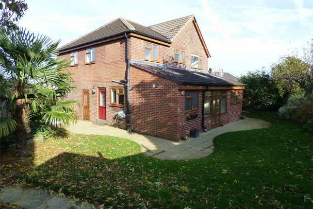 Thumbnail Detached house for sale in Prospect View, Liversedge