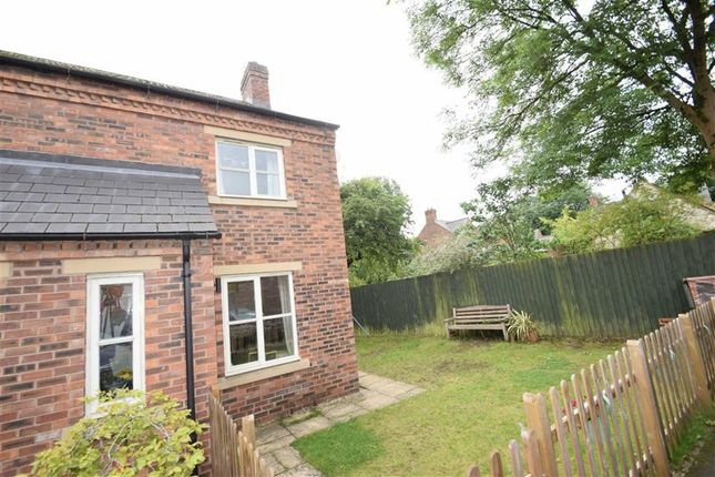 Thumbnail Semi-detached house for sale in Spring Close, Wirksworth, Derbyshire