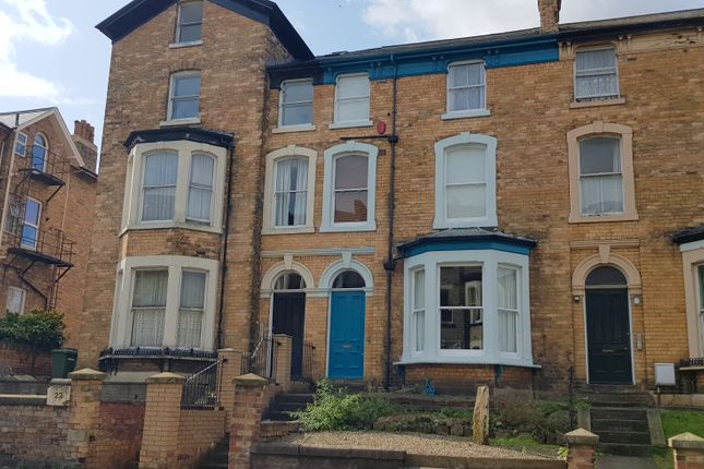 Thumbnail Flat to rent in 22 Westbourne Grove, Scarborough