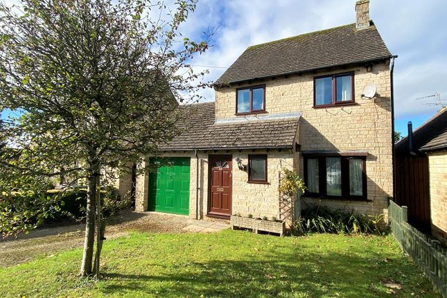 Thumbnail Detached house for sale in Farmcote Close, Eastcombe, Stroud