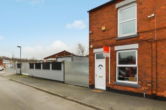 Thumbnail End terrace house for sale in Wentworth Street, Ilkeston