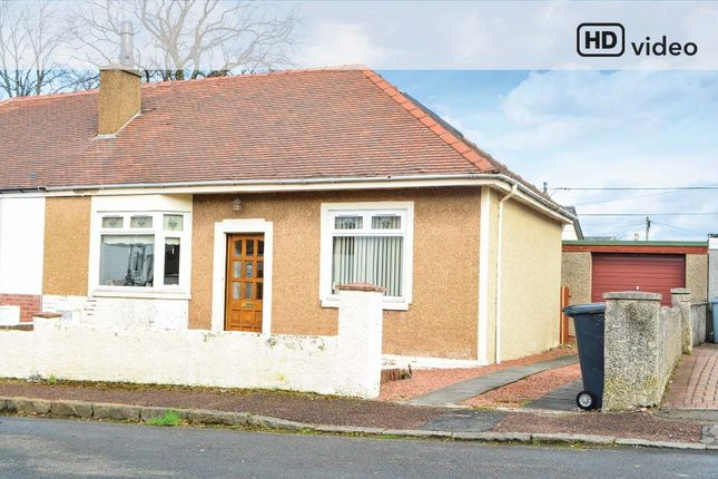 Thumbnail Bungalow for sale in Dunlop Crescent, Bothwell, South Lanarkshire