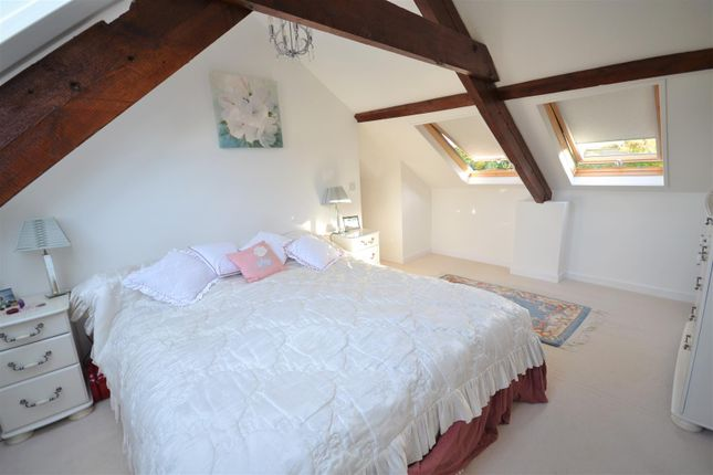 Master Bedroom of New Mill, St. Clears, Carmarthen SA33