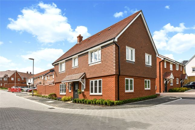 Thumbnail Detached house for sale in Aurum Green, Crockford Lane, Chineham, Hampshire