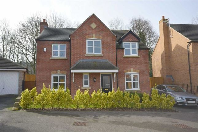 Thumbnail Detached house for sale in St. Pancras Way, Ripley