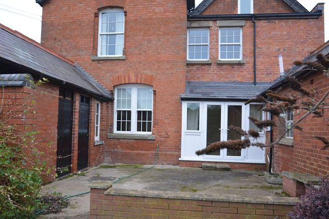Thumbnail Semi-detached house to rent in Monkton House, Ocle Pychard, Hereford